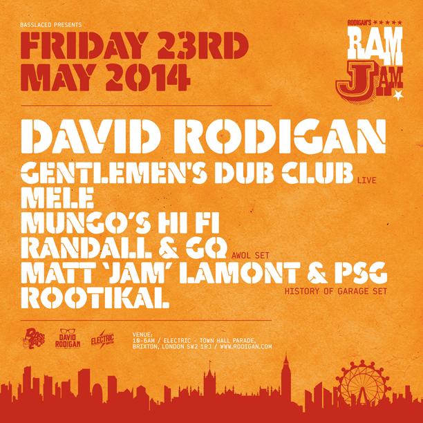 Ram Jam 23.5.14